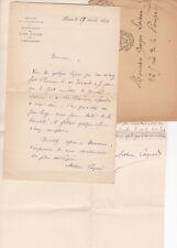 ✒ [Ambroise THOMAS & Mignon] L.A.S Arthur COQUARD compositeur critique musical