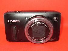 Canon PowerShot SX260 Digital Camera *SCRATCHLESS LCD* + 16GB