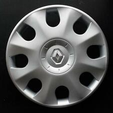 "4 x 15"" Renault Clio Kangoo Modus Scenic Wheel Trim Trims Hub Caps Covers"