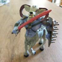 ELC Centaur Goat Mythical Creature Warrior Tower Of Doom Darkness Fantasy Figure