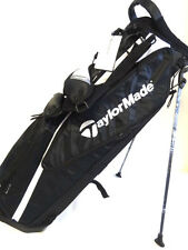 TaylorMade  MicroLite 2.0 Stand Bag Black/White NEW 6255