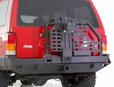 Jeep Cherokee XJ XRC Rear Bumper W/Hitch and Tire Carrier 1984-2001 76851