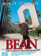 Bean - The Ultimate Disaster Movie - DVD LIKE NEW FREE POSTAGE AUSTRALIA R4