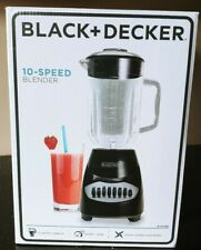 Black + Decker 10 Speed Blender brand new