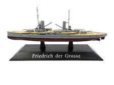 KAISER Friedrich der Grosse 1:1250 Navire de guerre IXO bateau militaire WS41