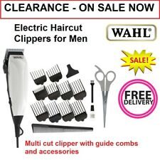 Wahl Hair Clippers Electric Corded Clipper Trimmer Mens Haircut Grooming NEW