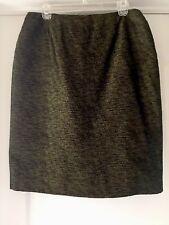 Dana Buchman 100% Silk Skirt,  Size 12  NWT