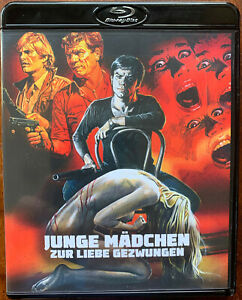 Last House on the Beach Blu-ray 1978 Italian Eurocrime Horror Movie Uncut