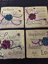 Square Decorative Outdoor Signs/Plaques