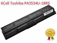 6 Cell Battery for Toshiba Satellite L305D-S5974 TS-A200 L300 PA3534U-1BRS