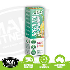X50 Green Tea + Resveratrol (6 serves) Energy Drink