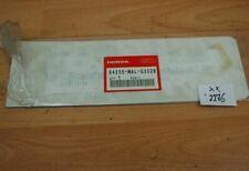 Honda CBR 600 FW Aufkleber,Emblem 64235-MAL-G30ZB Original NEU NOS xx2276