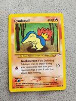 1st Edition Cyndaquil 61/105 Neo Destiny pokemon card PSA BGS CGC READY MINT
