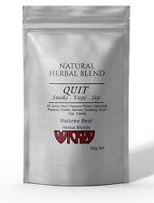Organic Herbal High Tea ~ Dried Herb Blend  ~  QUIT WEED
