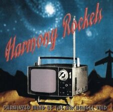 Harmony Rockets - Paralyzed Mind Of The Archangel Void [CD]
