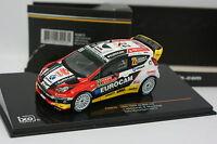 Ixo 1/43 - Ford Fiesta RS WRC Rallye Monte Carlo 2014 N°22