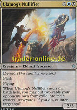 2x Ulamog's Nullifier (Ulamogs Nullifizierer) Battle for Zendikar Magic