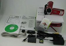 JVC Everio S GZ MS100 Flash Memory Camcorder DISPLAY