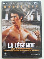Bruce Lee, la légende DVD NEUF SOUS BLISTER 2 films