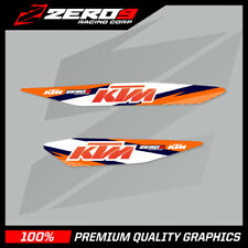 Ktm brazo del oscilación calcomanía Motocross gráficos Mx gráficos Sx Sxf 07-010 Exc 08-011