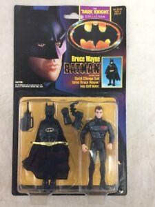 Vintage 1990 Kenner Batman Dark Knight Collection Bruce Wayne New Sealed