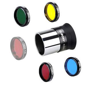 """SVBONYSV147 1,25""""10mm Plossl Okular Teleskope FMC+SV127 1,25"""" Okular Filtersätze"""