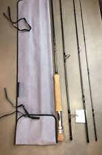 NEW  TEMPLE FORK OUTFITTERS IMPACT 9' 10 WEIGHT 4 PIECE FLY ROD Free Shipping🔥