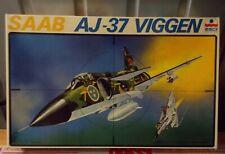 ESCI SAAB AJ-37 VIGGEN, 1/48, kit #4018