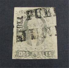 nystamps Mexico Stamp Used Puebla U4y560