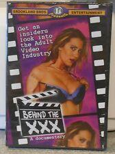 BEHIND THE XXX ( DVD 2010) RARE DOCUMENTARY BRAND NEW