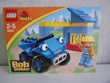 Lego duplo 3594 Bob der Baumeister (Bob + Sprinti in der Werkstatt) - NEU & OVP