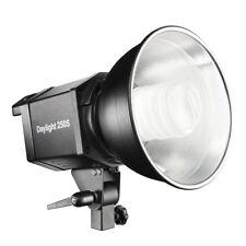 walimex Studioset Daylight 250S, leistungsstarkes Dauerlicht, 5400K (Tageslicht)