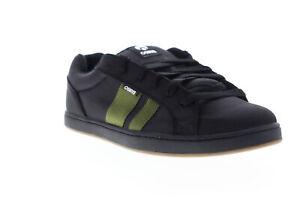 Osiris Loot 1282 123 Mens Black Synthetic Skate Sneakers Shoes