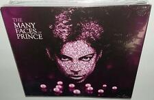 VA THE MANY FACES OF PRINCE (2016) BRAND NEW SEALED DIGIPACK 3CD SET