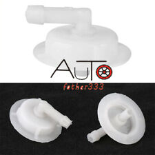 OEM Engine Coolant Recovery Tank Cap w/Joint Honda 19102PM5A00 + 19106RNAA00 New
