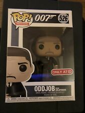 Oddjob from James Bond Target Exclusive Funko Pop!