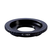 K&F Concept C Mount Lens to Sony NEX3 NEX5 NEX7 NEX-5C NEX-5N NEX-VG10 Adapter