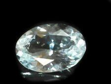 WHITE BERYL BLUE TINTED 3.69 CTS - NATURAL CEYLON LOOSE GEM - 18703