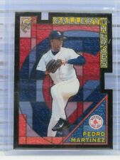 2000 Topps Gallery Pedro Martinez Gallery of Heroes Red Sox C98