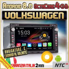 "AUTORADIO 7"" ANDROID 8.0 4GB/8-CORE VW PASSAT B5,Golf,Polo,Bora,Sharan,Multiv..."