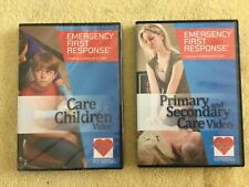 Emergency First Response 2 Dvd- Primary & Secondary Care & Care for Children Efr