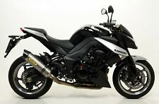 Terminale Race-Tech alluminio White Arrow Kawasaki Z 1000 2010>2013