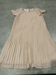 NEXT Girls Age 11 Years Pink Dress - Excellent Condition