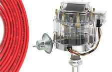 HEI Distributor Ceramic Spark Plug Wires Chrysler Dodge Mopar 273 318 340 360 V8