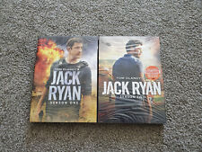 Jack Ryan Season 1 and 2 DVD 1-2 TV Series Brand New!