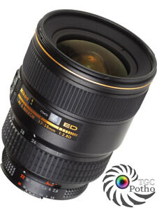 Nikon Nikkor AF-S 17-35mm Wide Angle Zoom F/2.8 IF ED AF-S Lens FX Boxed NEW