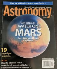Astronomy Magazine July 2017 New Research Water on Mars