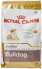 Royal Canin Hundefutter Bulldogge Junior 30 trocken Mix 3 kg