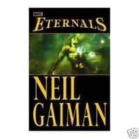 Eternals by Neil Gaiman (Hardcover) vol. 1 Trade Marvel