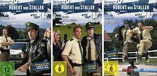 18 DVDs * HUBERT UND & STALLER - STAFFEL 1 + 2 + 3 IM SET # NEU OVP $